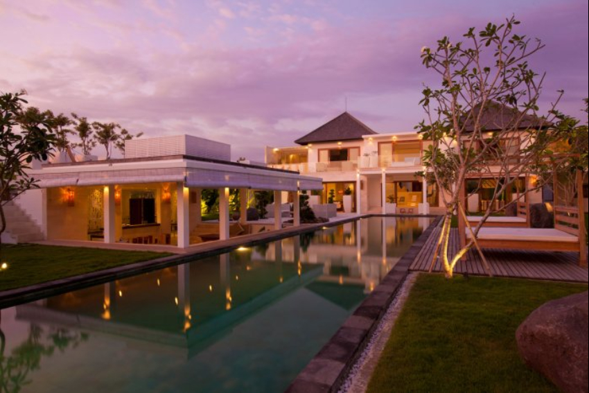 Ocean View Luxury Villa in Bali – tnl07