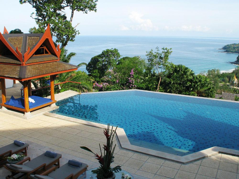 6 BEDROOM STUNNING SEA VIEW VILLA IN SURIN BEACH – SUR05