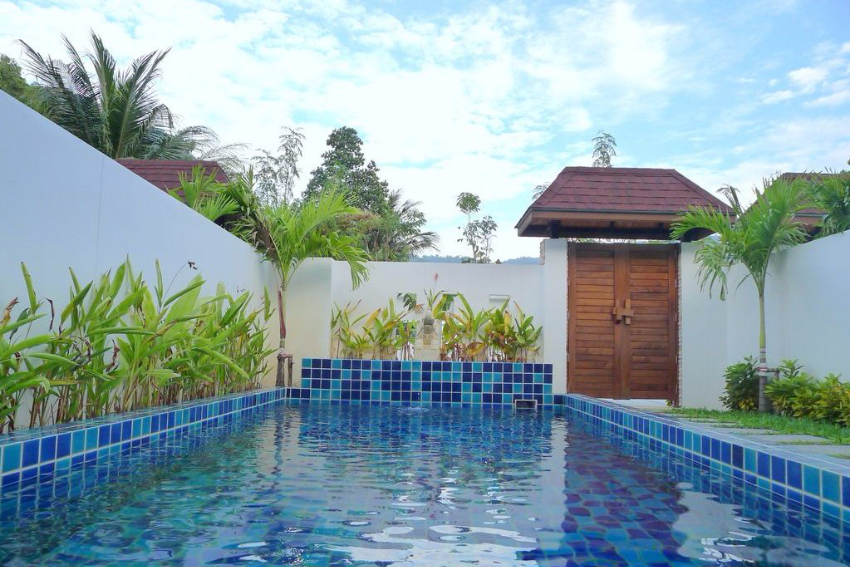 Lovely Decorated Pool Villa for Rent in Kamala – kam46