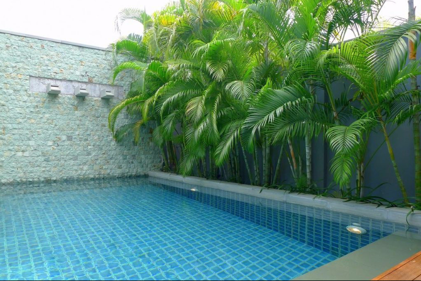 1 Bedroom Affordable Pool Villa in Naiharn – nai58