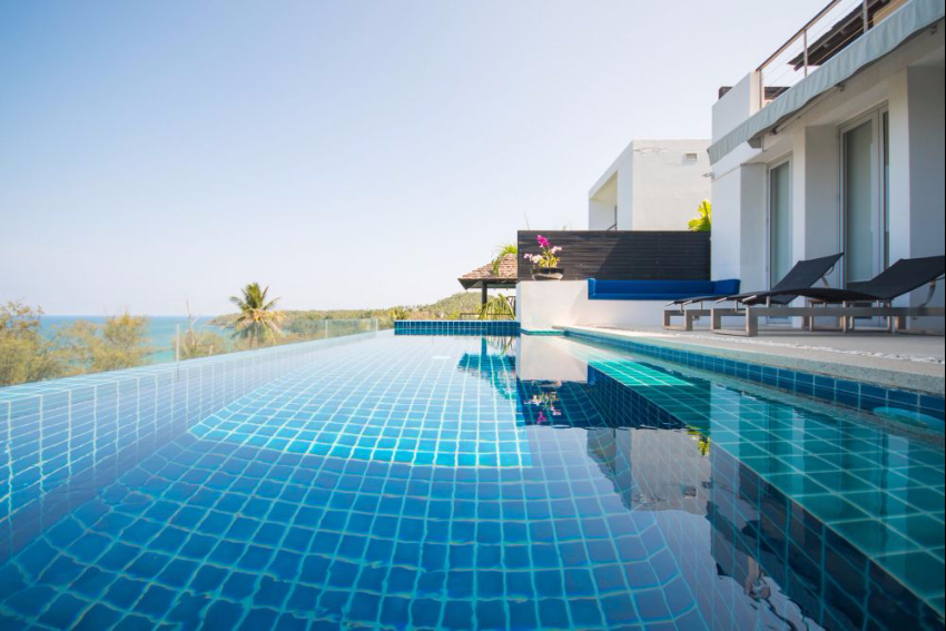 Astonishing 3 Bedroom Ocean View Villa in Surin – sur23